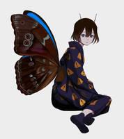 Butterfly Girl Final 3 by miu-ne