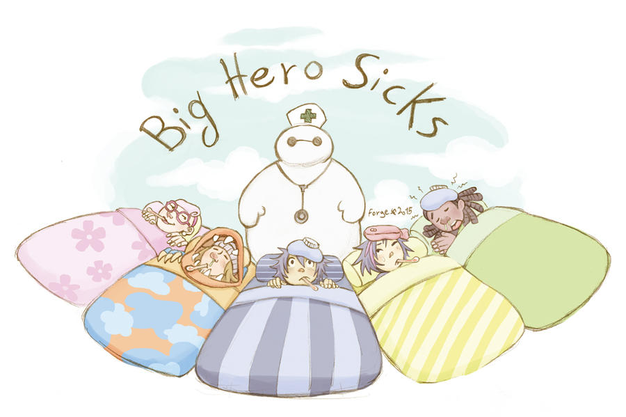 Big hero Siks by Maniaga