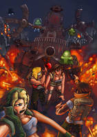 Metal Slug by Yuan3