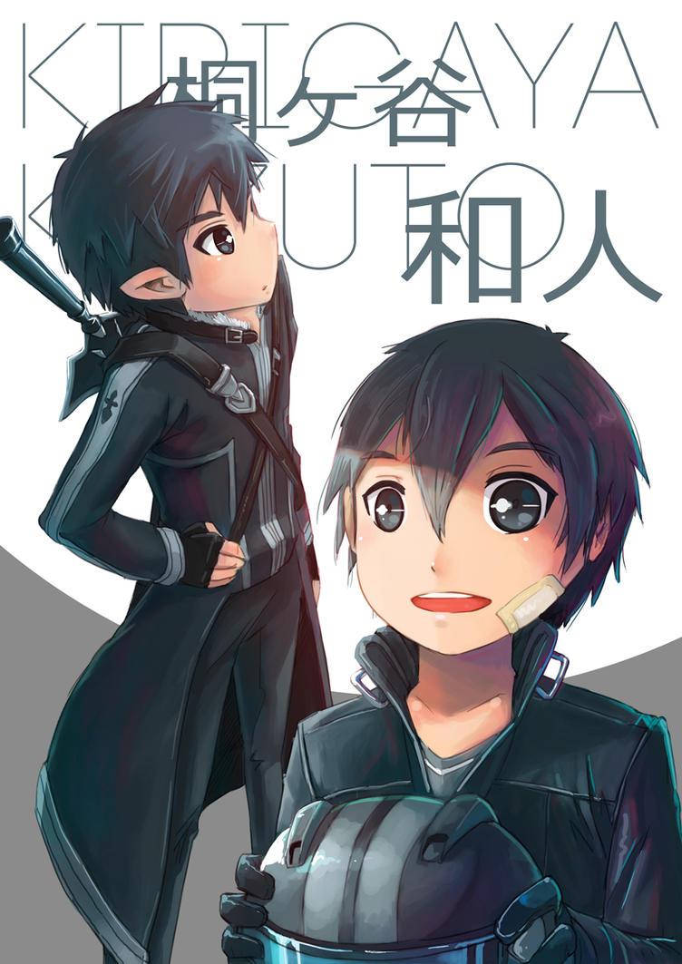 Kirikaya Kazuto(Kirito) ~! by Yuan3
