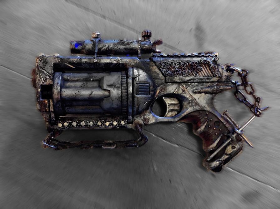 The Preacher. by steam-pistols