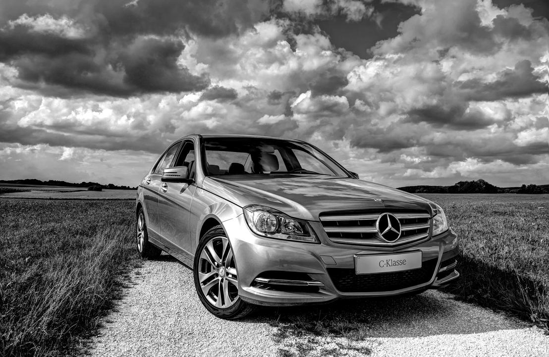 mercedes c-klasse hdr sw by sp333d1