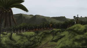 Ahuizotl's Reach by TheSax66