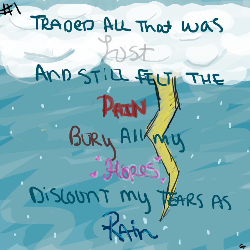 Rainy Day Quote By Abaracudasong On Deviantart