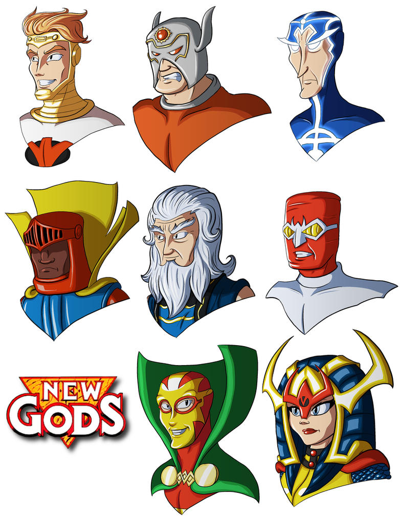 New Genesis by SilverCrab