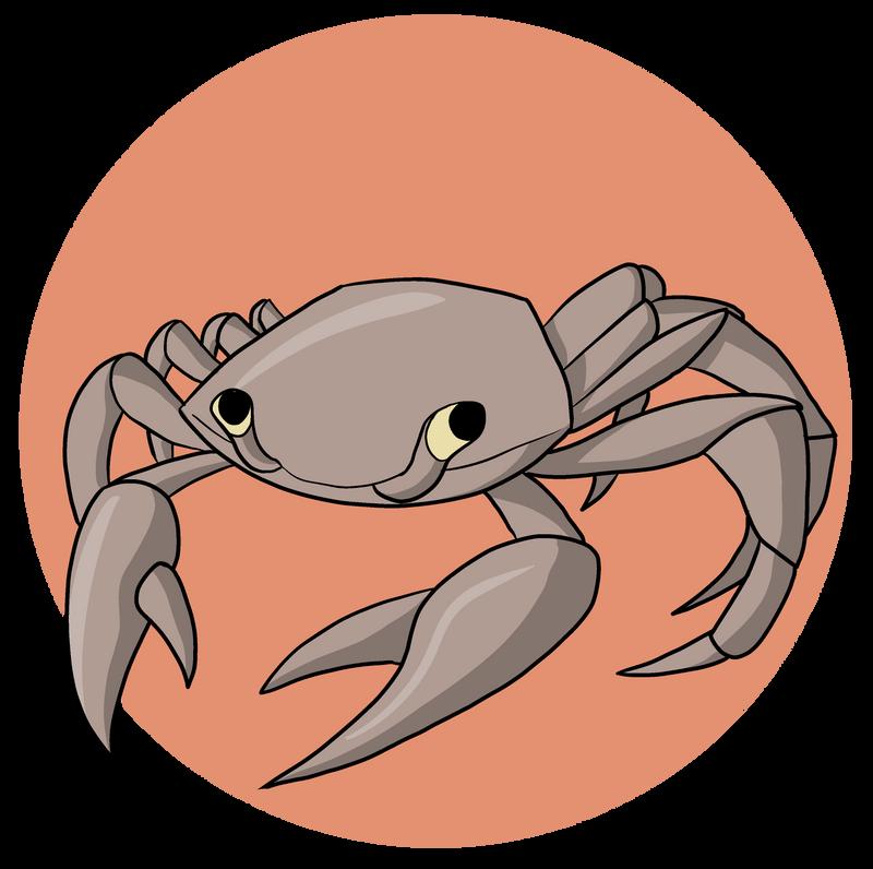 Crab by SilverCrab