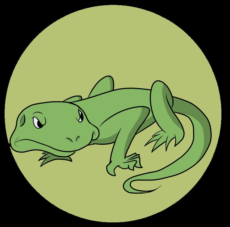 Lizard by SilverCrab