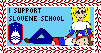 [Comm] Slovene School Support Stamp by AKoukis