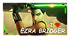 [Comm] Ezra Bridger Stamp by AKoukis