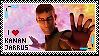 [Comm] Kanan Jarrus Stamp by AKoukis