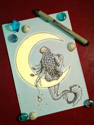.:Moon Mermaid:.