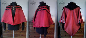 Nemesis Cosplay - The Cape and Gloves