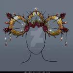 Headdress Auction 001 - (OPEN)