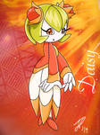 Daisy The Seedrian by PepsiPlunge96