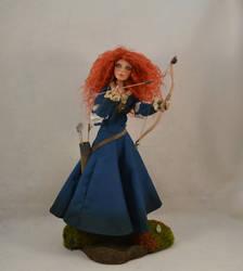 Princess Merida by ChrisGarcia