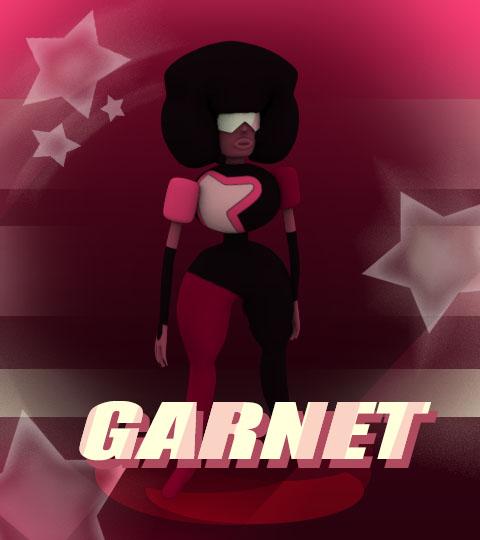 Garnet by CobbaltCO