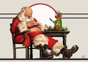 Christmas Card 2011 by acapulc0