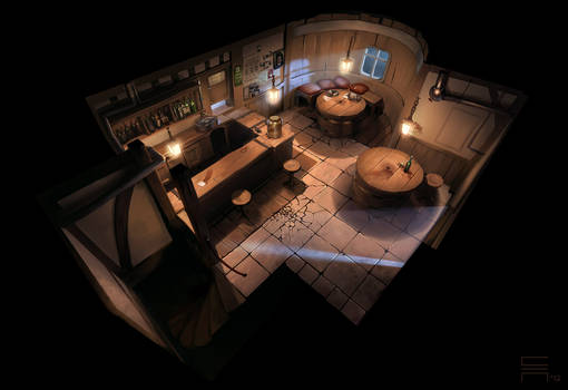 Airborn - Interior 1