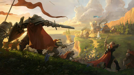 Sandbox Interactive - Battle by acapulc0