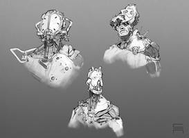 N0DE - Sketches1 by acapulc0