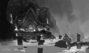Mount Horu Entrance Concept