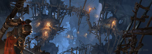 Albion Online - Heretics Dungeons by acapulc0