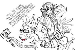 RO: GM Denia and Talis by natasmai