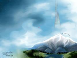Clouds and Balloons by natasmai