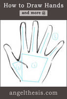 How to Draw Hands by natasmai