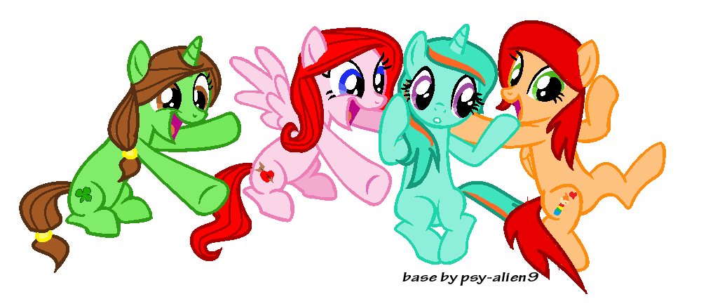 My Best Friends! by CreativeTwinkle321