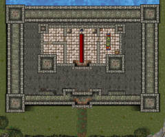 CASTLE - Battlemap by cyderak