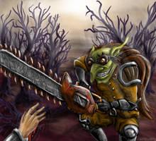 Dota Shredder by grim1234