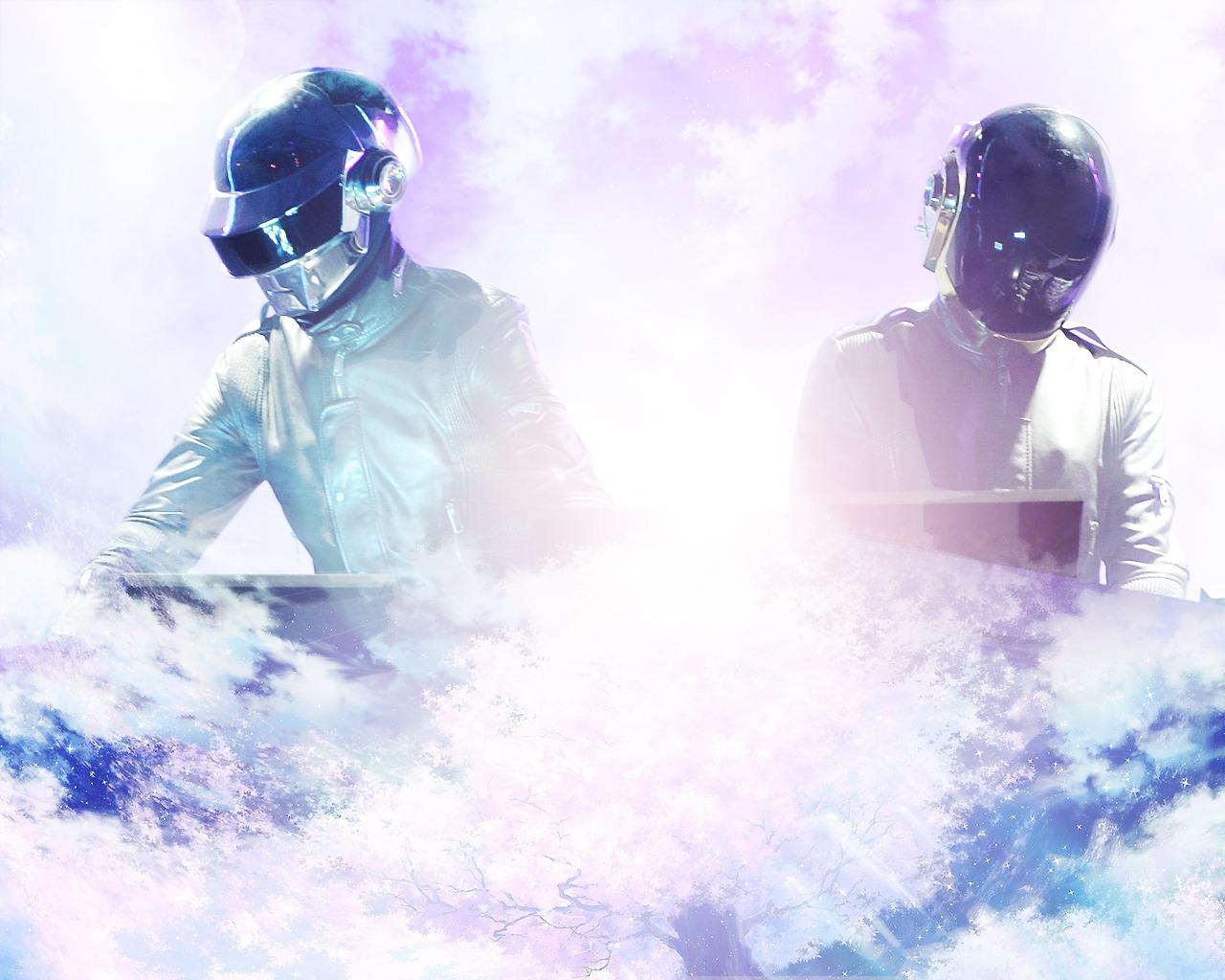 Daft Punk Live wallpaper by Heriorh on DeviantArt