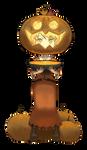 Aki Shizuha Halloween