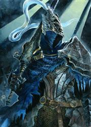 Artorias the Abysswalker  Dark Souls by Ariru-chi