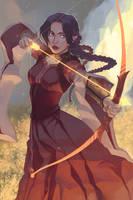 Archer by Ariru-chi