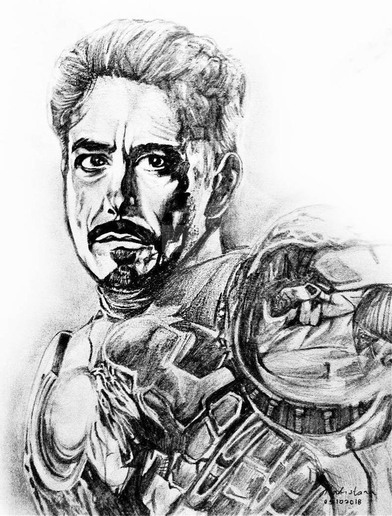 Iron Man by AtListana