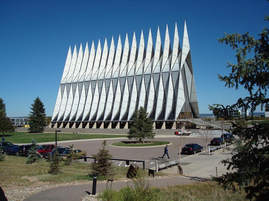 Air Force Academy Chapel 3 by Davidk1960 on deviantART