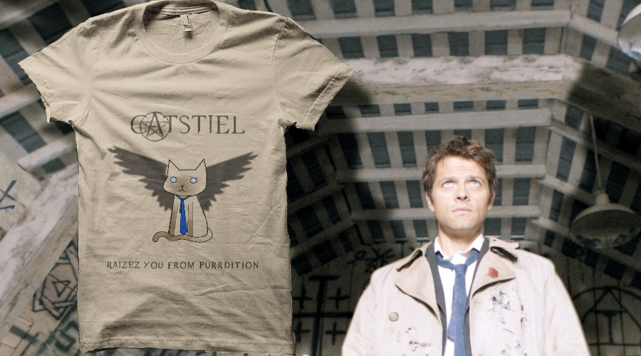 Supercatural - Catstiel by KisaSunrise