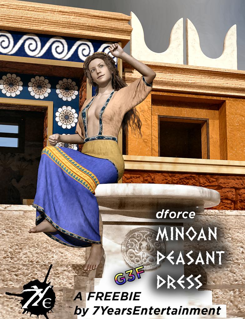 Minoan Dress