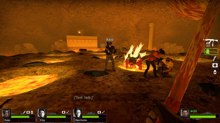 L4D2 Adventure in Hyrule part 5