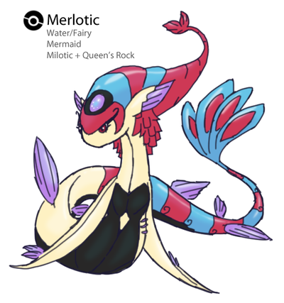 Pokecchi Game: Merlotic by Midnitez-REMIX