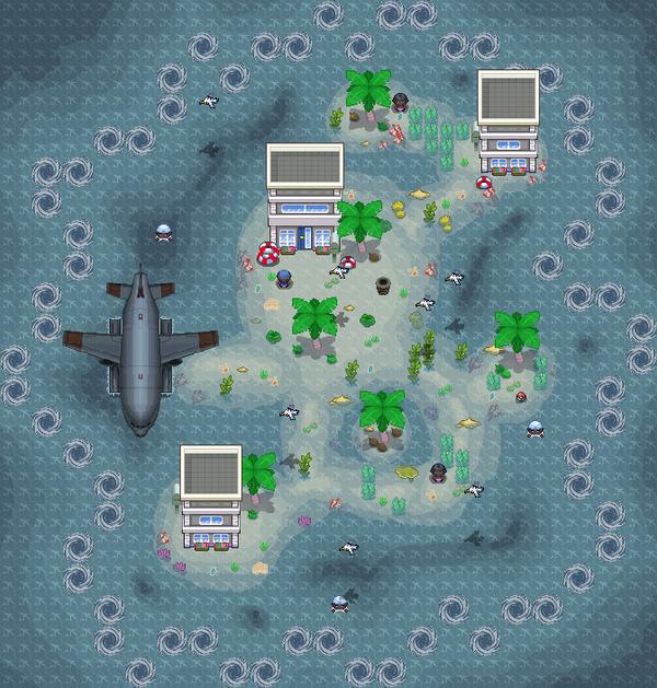 Old BW3: Resort Town by Midnitez-REMIX