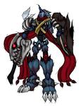 Double Xros: Dreadnought Omegamon