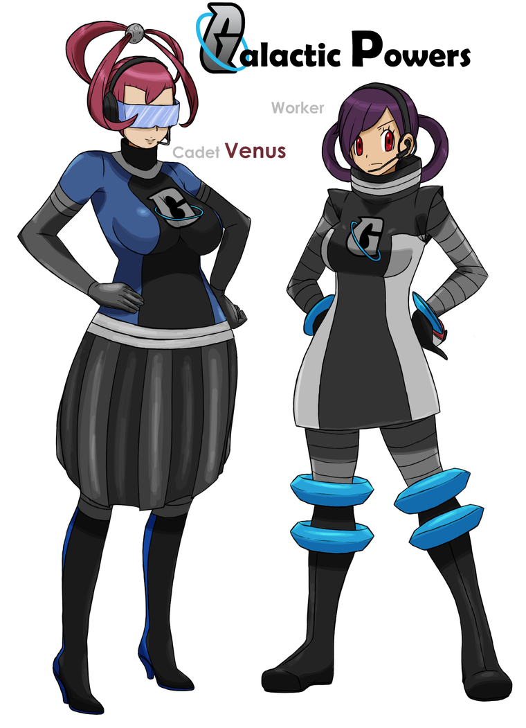 Team galactic hentai 1