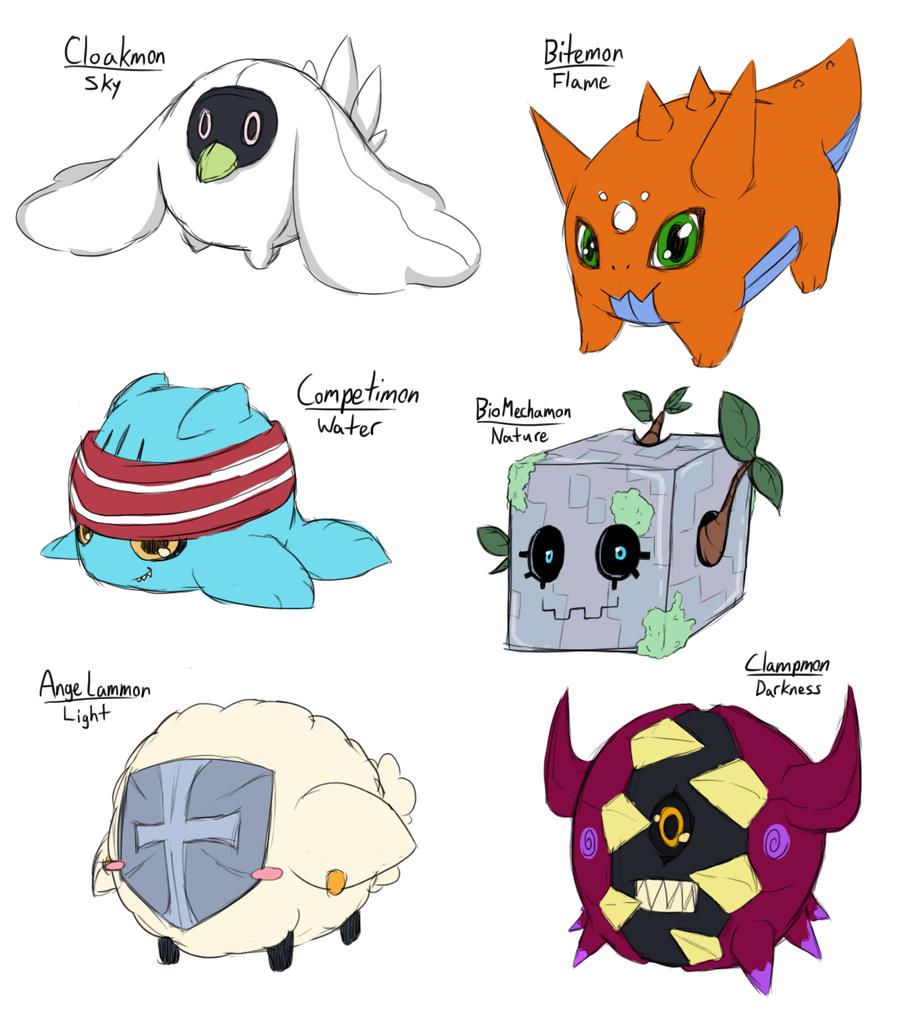 Baby Digimon