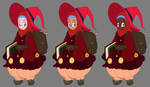 Little Red Riding Hijab by Midnitez-REMIX