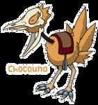 Pokemon BW3 2.0: Chocouno