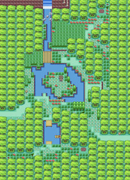 Map Trade 1: Lush Forest