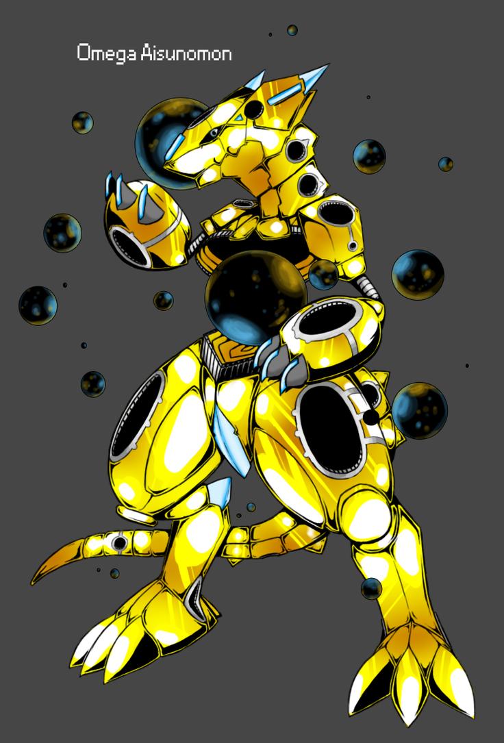 DS Digital Anomalia: Omega Aisunomon by Midnitez-REMIX